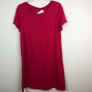 GAP | Twist Back T-Shirt Dress - Sz Large
